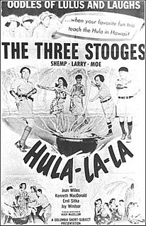 <i>Hula-La-La</i> 1951 film by Hugh McCollum