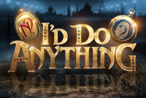 I'd Do Anything (2008 TV series) - Image: I'd Do Anything logo