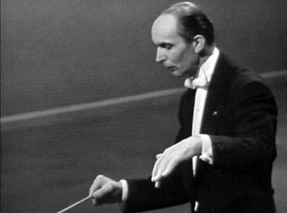 Igor Markevitch Ukrainian conductor and composer