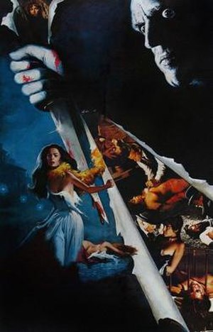 Jack the Ripper (1976 film) - Film poster