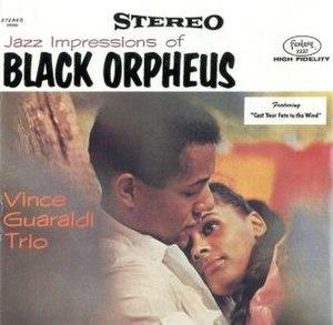Jazz Impressions of Black Orpheus - Image: Jazz Impressions of Black Orpheus
