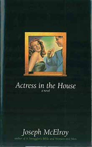 Actress in the House - Cover of the 1st edition