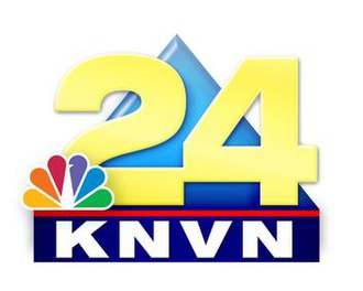 KNVN - KNVN's former logo.