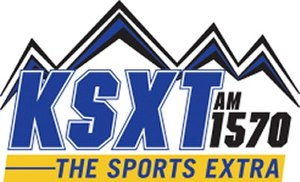 KVAM (AM) - The station's previous logo from 2002-2008 showing its then sports format.