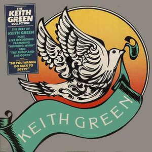 The Keith Green Collection - Image: Keith Green The Keith Green Collection