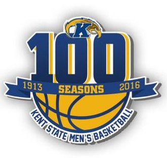 2015–16 Kent State Golden Flashes men's basketball team - Image: Kent State basketball 100