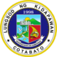 Official Seal of Kidapawan City