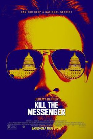 Kill the Messenger (2014 film) - Theatrical release poster