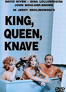 King Queen Knave Film Wikipedia