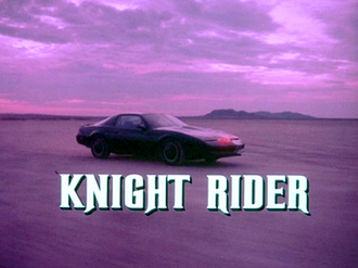 Knight Rider (1982 TV series) - Image: Knightlogo