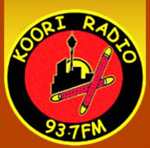 Koori Radio - Image: Koori radio logo