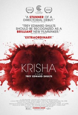 Krisha - Theatrical release poster