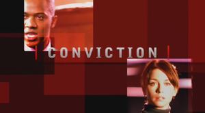 Conviction (2006 TV series) - Image: L&O Conviction