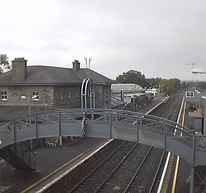 Longford - Longford Railway Station