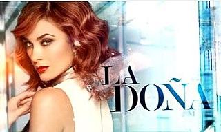 <i>La Doña</i> (2016 TV series) 2016 American television series
