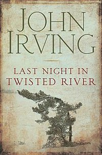 Last Night in Twisted River by John Irving (2009, CD, Unabridged) BOT-89