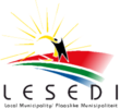 Official seal of Lesedi