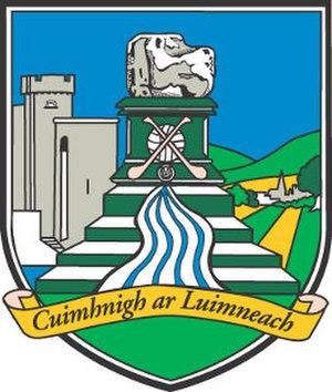 Limerick GAA - Image: Limerick GAA crest