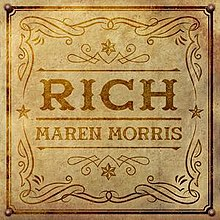 Maren Morris - Rich (portada única) .jpg