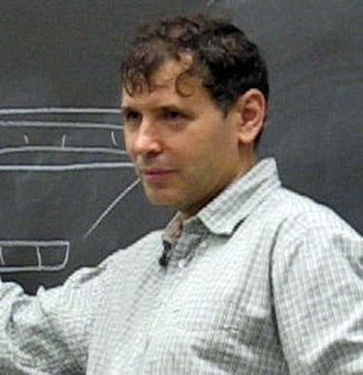 Mario Szegedy - Image: Mario Szegedy at Rutgers 2008