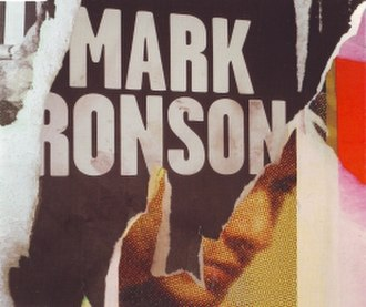 Stop Me If You Think You've Heard This One Before - Image: Mark Ronson stop me (uk single)