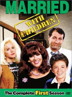 Married with Children – The Complete First Sea...