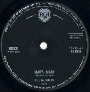Mary, Mary (song)