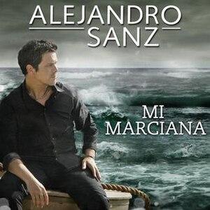 Mi Marciana - Image: Mi Marciana cover art