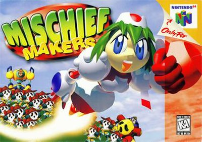 Picture of a game: Mischief Makers