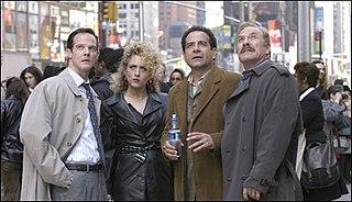 Mr. Monk Takes Manhattan 1st episode of the third season of Monk
