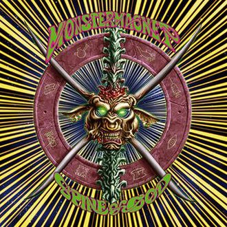 Spine of God - Image: Monster Magnet Spine of God