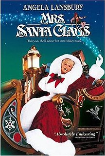 <i>Mrs. Santa Claus</i> 1996 Film directed by Terry Hughes
