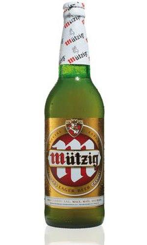 Mützig - Image: Mutzig Bottle