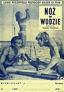 <i>Knife in the Water</i> 1962 Polish film