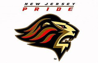 New Jersey Pride Defunct mens semi-professional field lacrosse team