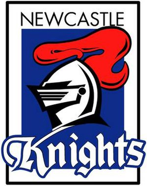 Newcastle Knights - Image: Newcastle Logo 1997