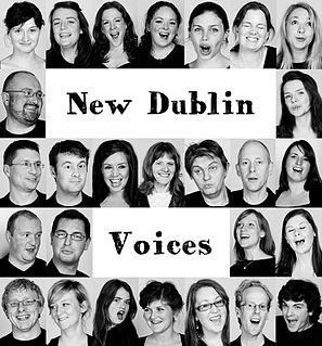 New Dublin Voices Irish chamber choir