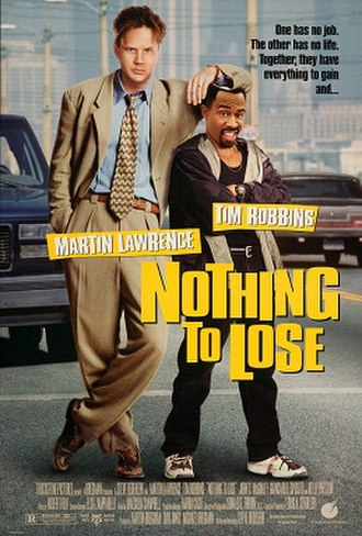 Nothing to Lose (1997 film) - Theatrical Poster.