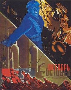 <i>October: Ten Days That Shook the World</i> 1927 film by Sergei Eisenstein, Grigori Aleksandrov
