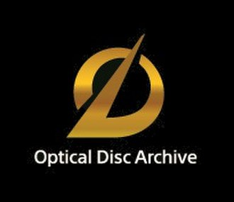 Optical Disc Archive - Image: Optical Disc Archive Logo