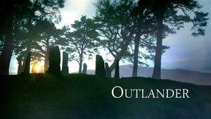 Outlander (TV series) - Image: Outlander title card