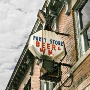 Party Store - Image: Party Store
