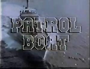 Patrol Boat (TV series) - Image: Patrol Boat