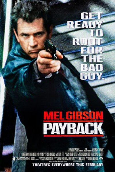 Picture of a movie: Payback: Straight Up