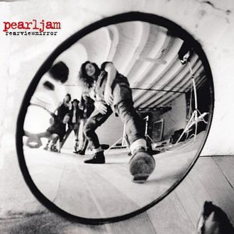 Rearviewmirror (Greatest Hits 1991–2003) - Image: Pearl Jam Rearviewmirror