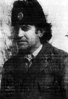 Bosnian Serb reserve officer, lawyer, politician, and Chetnik commander