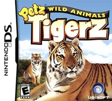 Petz Wild Animals - Tigerz Coverart.png