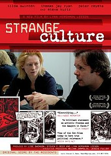 Poster of the movie Strange Culture.jpg
