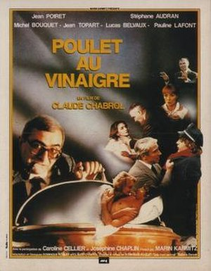 Chicken with Vinegar - Film poster