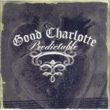 Predictable (Good Charlotte single - cover art).jpg
